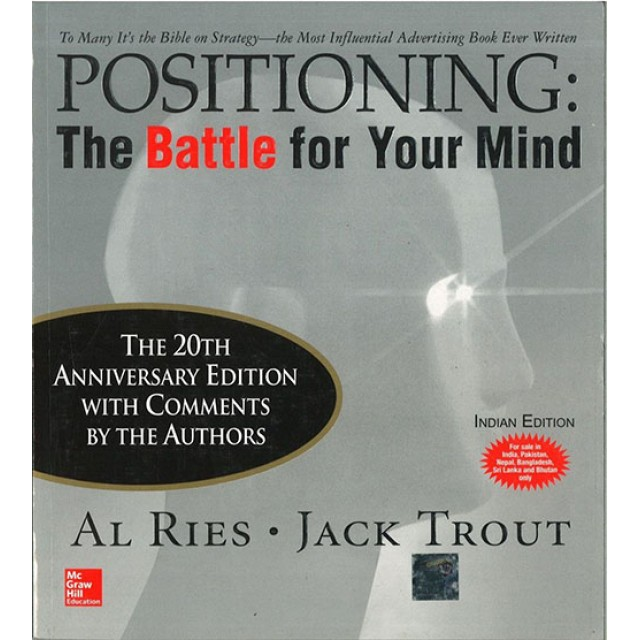 Positioning: the battle for you mind